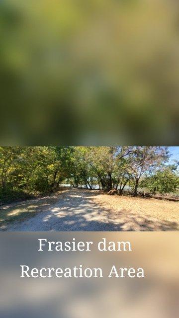 Frasier dam Recreation Area